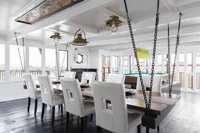 27 Main Dock, Sausalito, CA 94965 (#22009643) :: Hiraeth Homes