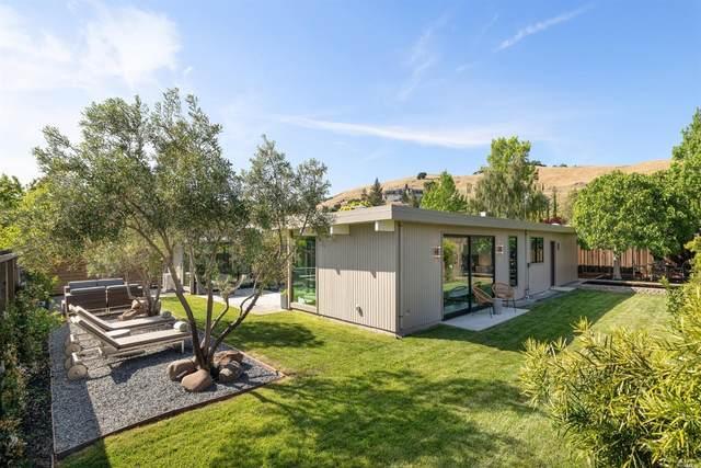 710 Penny Royal Lane, San Rafael, CA 94903 (#22009649) :: Rapisarda Real Estate