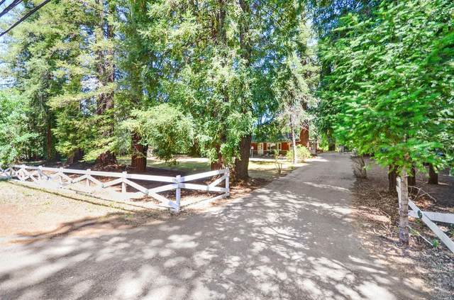 2284 Foothill Boulevard, Calistoga, CA 94515 (#22009685) :: Hiraeth Homes