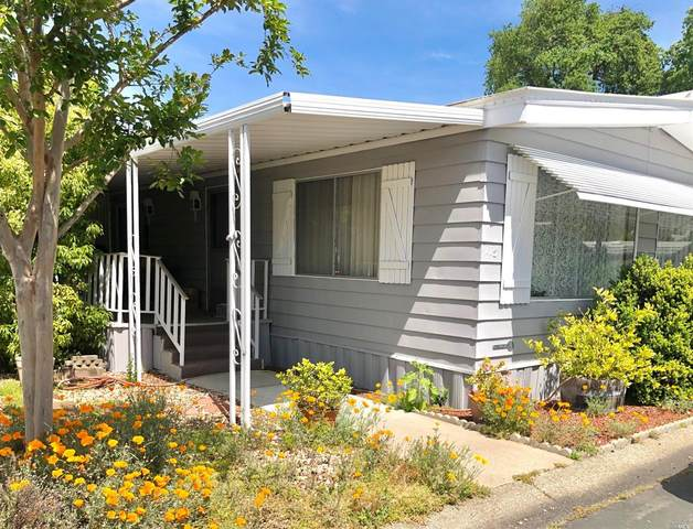 2412 Foothill Boulevard #115, Calistoga, CA 94515 (#22009688) :: RE/MAX GOLD
