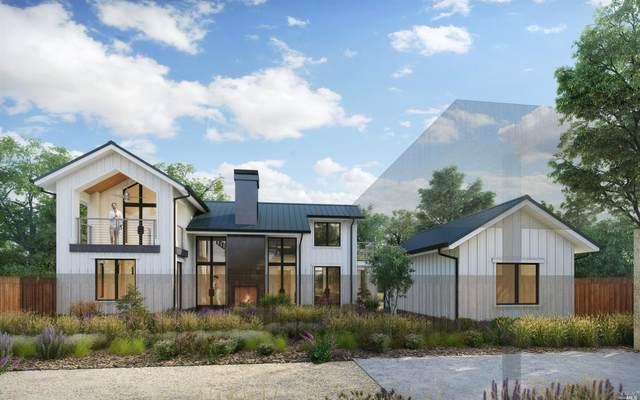 2 Tallent Lane, Yountville, CA 94599 (#22009690) :: W Real Estate | Luxury Team