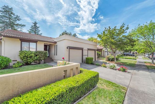 131 Vineyard Circle, Yountville, CA 94599 (#22009697) :: W Real Estate | Luxury Team