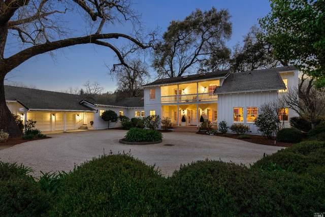 2950 Dry Creek Road, Healdsburg, CA 95448 (#22009714) :: Rapisarda Real Estate