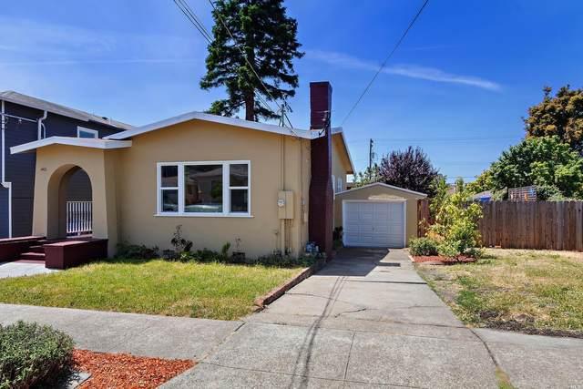 1421 Richmond Street, El Cerrito, CA 94530 (#22009736) :: W Real Estate | Luxury Team