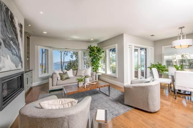40 De Silva Island Drive, Mill Valley, CA 94941 (#22009870) :: Hiraeth Homes
