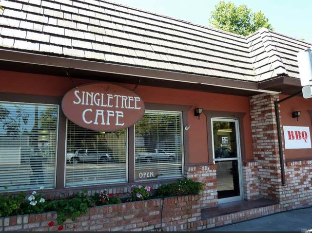 165 Healdsburg Avenue, Healdsburg, CA 95448 (#22009925) :: Rapisarda Real Estate