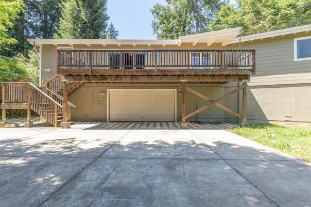 10750 River Drive, Forestville, CA 95436 (#22009938) :: RE/MAX GOLD