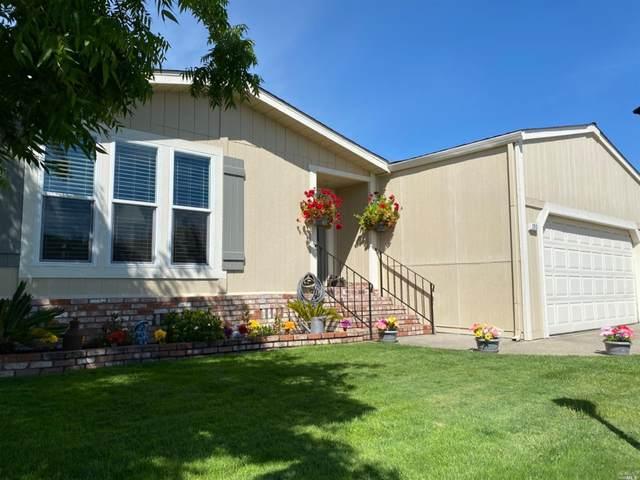 203 Nicole Way #34, Napa, CA 94558 (#22009946) :: Rapisarda Real Estate