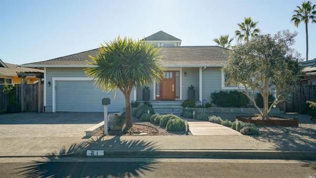 61 Calypso Shores Shore, Novato, CA 94949 (#22009974) :: Hiraeth Homes