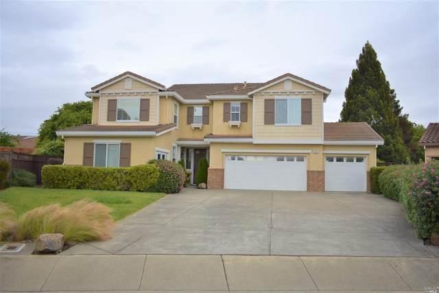 6 Lark Court, American Canyon, CA 94503 (#22010003) :: W Real Estate | Luxury Team