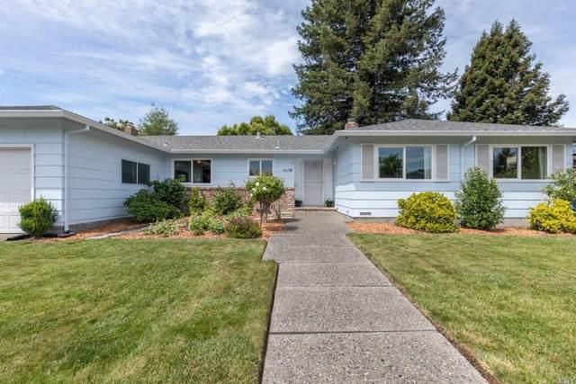 1119 Shady Oak Place, Santa Rosa, CA 95404 (#22010153) :: RE/MAX GOLD