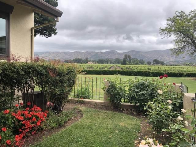 150 Vineyard Circle, Yountville, CA 94599 (#22010356) :: W Real Estate | Luxury Team