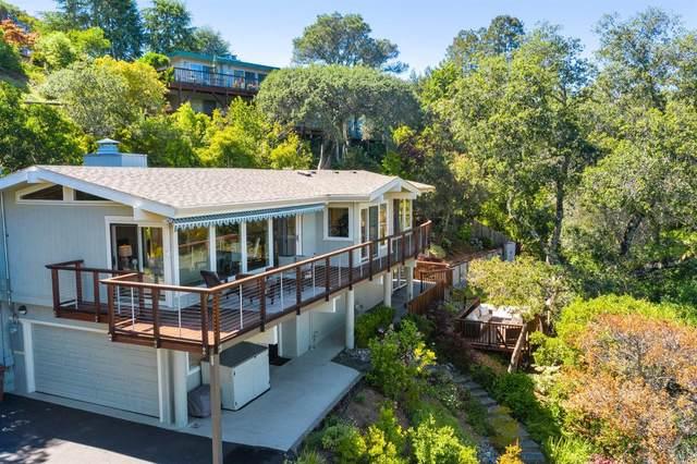 160 Upland Road, Kentfield, CA 94904 (#22010392) :: Team O'Brien Real Estate