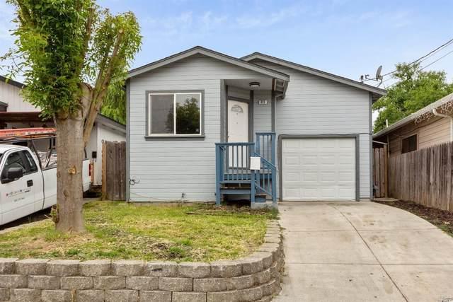 813 Grant Street, Vallejo, CA 94590 (#22010396) :: Hiraeth Homes