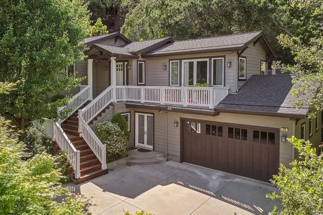 23 Vine Avenue, San Anselmo, CA 94960 (#22010399) :: Team O'Brien Real Estate