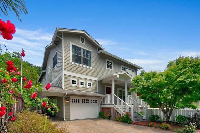 306 Kent Avenue, Kentfield, CA 94904 (#22010505) :: Rapisarda Real Estate