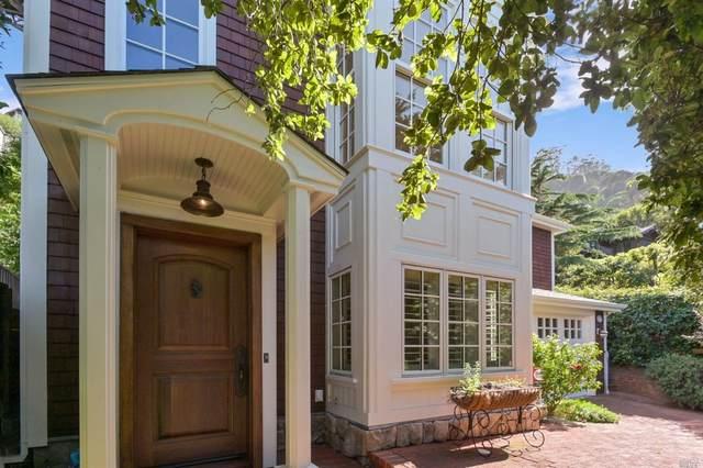 217 South Street, Sausalito, CA 94965 (#22010507) :: Rapisarda Real Estate