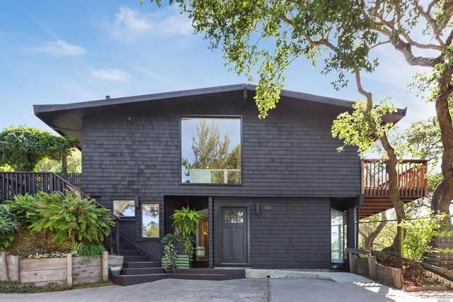 161 Homestead Boulevard, Mill Valley, CA 94941 (#22010562) :: Intero Real Estate Services