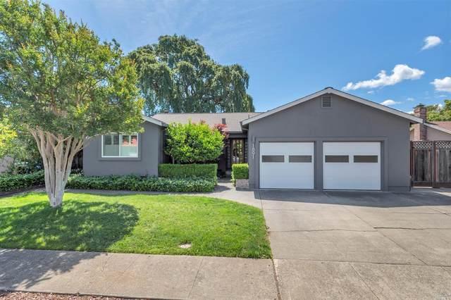 1891 Larkspur Street, Yountville, CA 94599 (#22010650) :: W Real Estate | Luxury Team