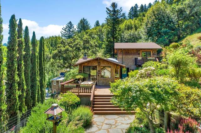 70 Madrone Avenue, Woodacre, CA 94973 (#22010692) :: Lisa Perotti | Corcoran Global Living