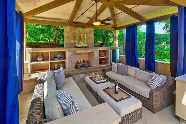 1926 Oak Circle, Yountville, CA 94599 (#22010702) :: W Real Estate | Luxury Team
