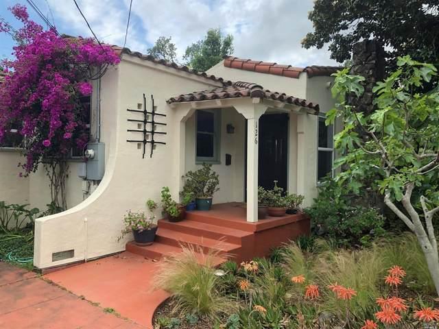 126 11th Street, Santa Rosa, CA 95401 (#22010718) :: Rapisarda Real Estate