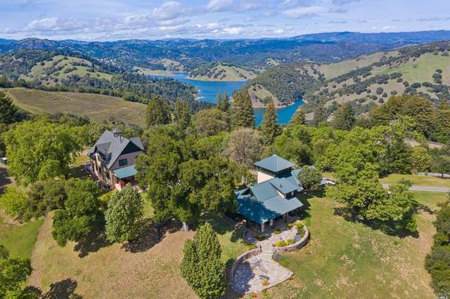 14599-14603 Rockpile Road, Geyserville, CA 95441 (#22010733) :: Hiraeth Homes