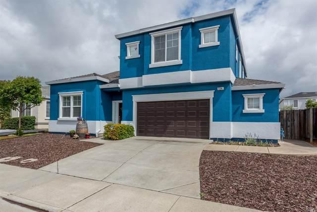 534 Canyon Meadows Drive, American Canyon, CA 94503 (#22010735) :: Rapisarda Real Estate