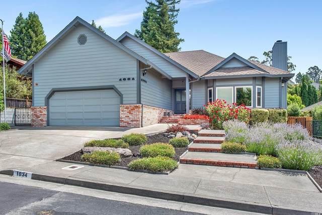 1034 Maxwell Street, Healdsburg, CA 95448 (#22010743) :: Rapisarda Real Estate