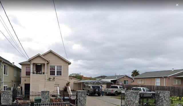 1252 84TH Avenue, Oakland, CA 94621 (#22010745) :: Intero Real Estate Services