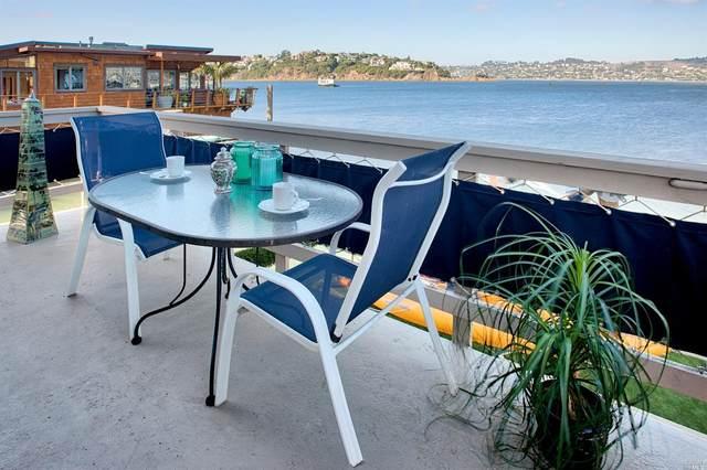 27 S 40 Dock, Sausalito, CA 94965 (#22010771) :: Hiraeth Homes