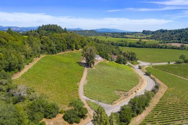 10520 Wohler Road, Healdsburg, CA 95448 (#22010830) :: Rapisarda Real Estate