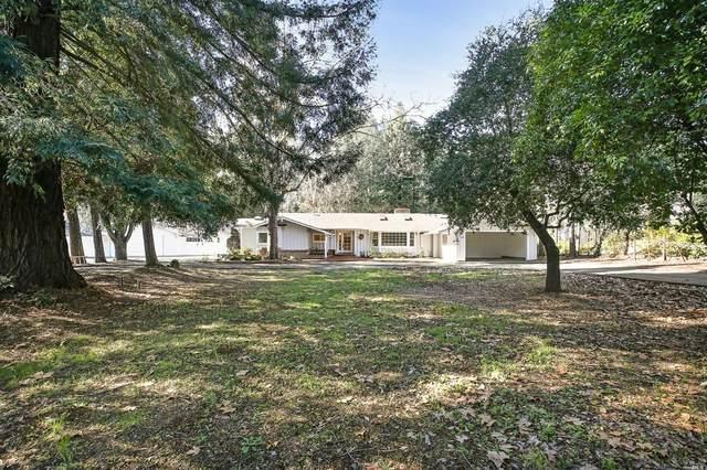 650 Deer Park Road, St. Helena, CA 94574 (#22010845) :: W Real Estate | Luxury Team