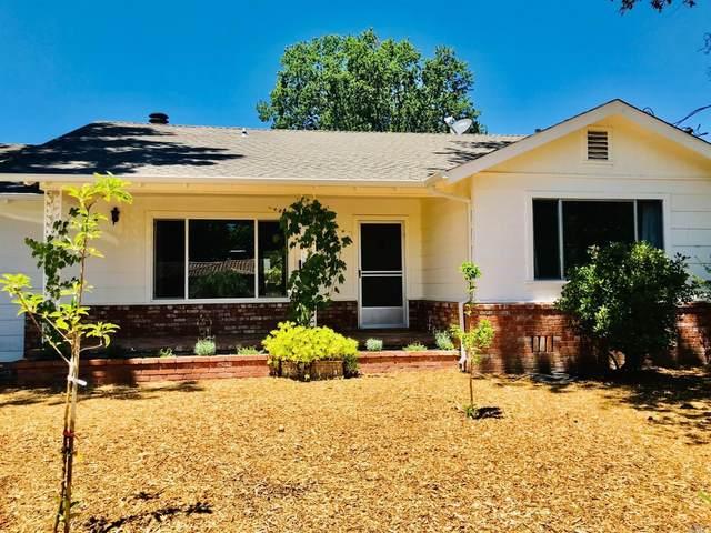 1835 Lake Street, Calistoga, CA 94515 (#22010868) :: Intero Real Estate Services