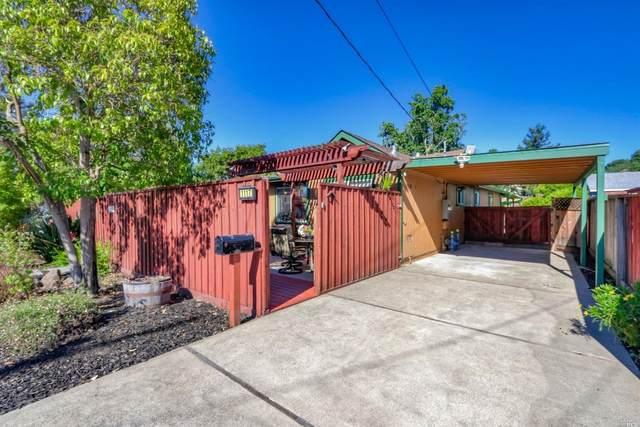 1117 2nd Street, Novato, CA 94945 (#22010896) :: Team O'Brien Real Estate