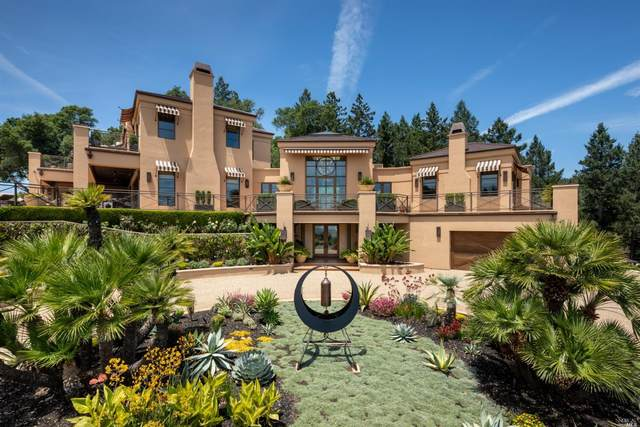 101 Rutherford Hill Road, St. Helena, CA 94574 (#22010928) :: W Real Estate | Luxury Team