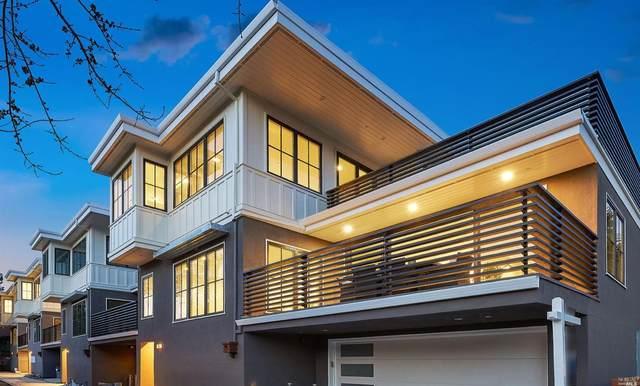 20 Mariposa Avenue B, San Anselmo, CA 94960 (#22010958) :: Team O'Brien Real Estate