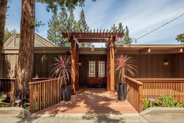 10 Woodhue Lane, Corte Madera, CA 94925 (#22010983) :: Lisa Perotti | Corcoran Global Living