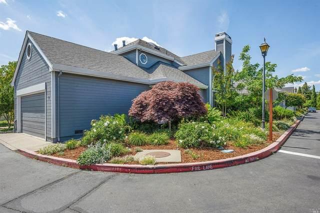 9 Valley West Circle, Napa, CA 94558 (#22011012) :: Rapisarda Real Estate