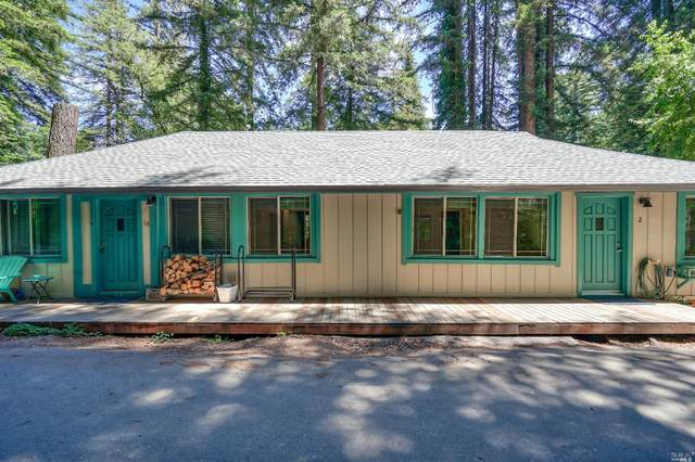 68 Front Street #1, Camp Meeker, CA 95419 (#22011024) :: Jimmy Castro Real Estate Group