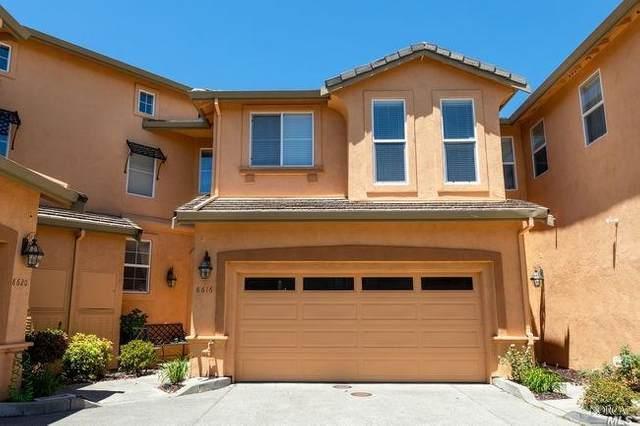 8616 Fountain Blue Court, Vallejo, CA 94591 (#22011028) :: Hiraeth Homes