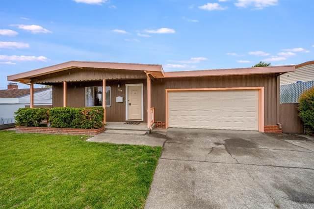 1419 Rollingwood Drive, Vallejo, CA 94591 (#22011042) :: Hiraeth Homes