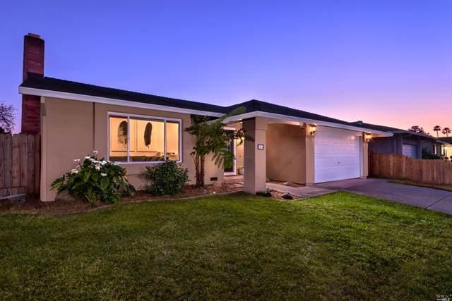 1064 Daniel Drive, Petaluma, CA 94954 (#22011055) :: W Real Estate | Luxury Team