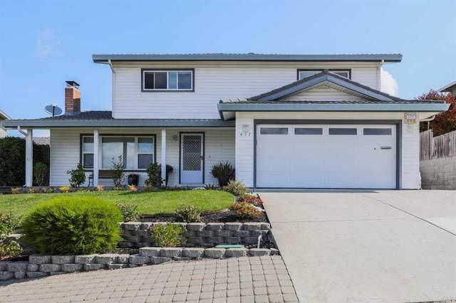 457 Vista Court, Benicia, CA 94510 (#22011066) :: Hiraeth Homes