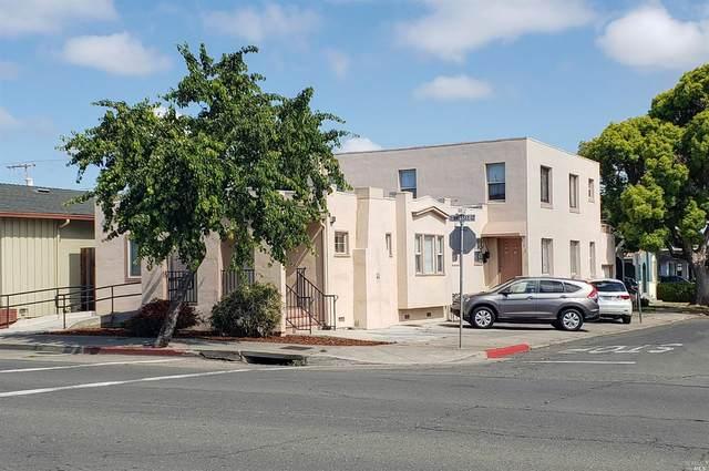1601 Napa Street, Vallejo, CA 94590 (#22011091) :: W Real Estate | Luxury Team