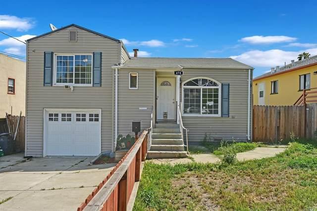 478 Sonoma Boulevard, Vallejo, CA 94590 (#22011117) :: Hiraeth Homes