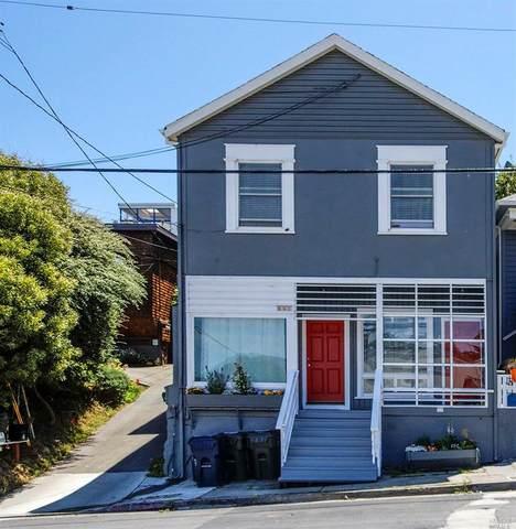 507 Easterby Street, Sausalito, CA 94965 (#22011122) :: Lisa Perotti | Corcoran Global Living
