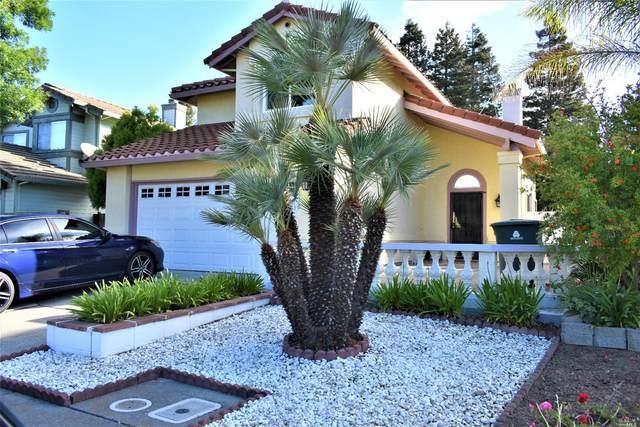 230 Bolton Way, Vallejo, CA 94591 (#22011154) :: Hiraeth Homes