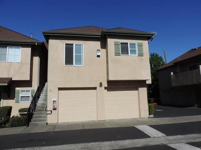 24 Bridgegate Way, Napa, CA 94559 (#22011193) :: Rapisarda Real Estate