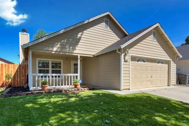 400 E White Oak Lane, Winters, CA 95694 (#22011208) :: Rapisarda Real Estate